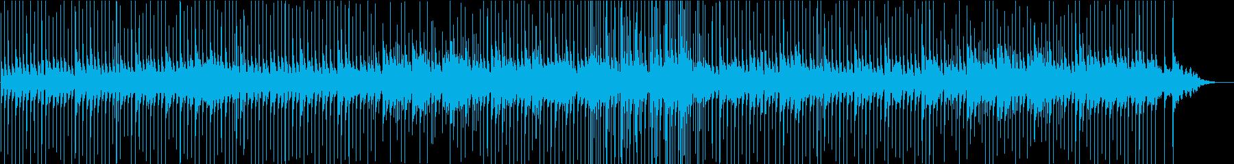 ヴァヴィロフの「アヴェ・マリア」の再生済みの波形