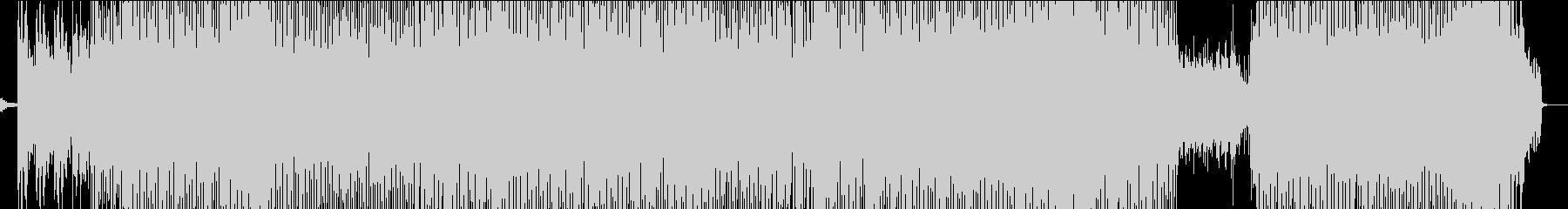 <メロなし>シンセポップインストの未再生の波形