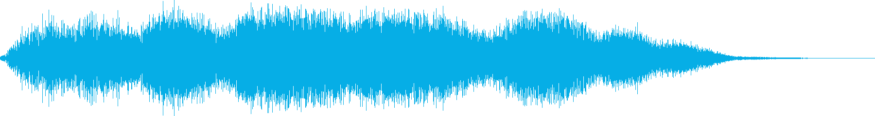 【ホラー】 シーン 02 不穏の再生済みの波形