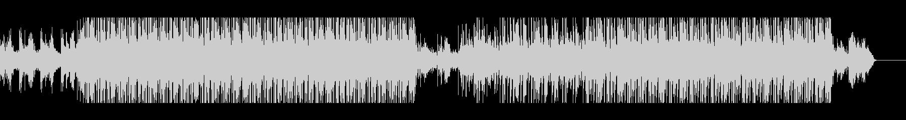 ダークシンセウェーブの未再生の波形