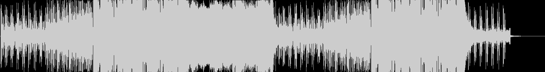 8bitロマンス/ フューチャーベースの未再生の波形