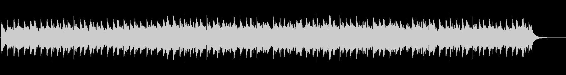 未来に向けたピアノストリングス ループ可の未再生の波形