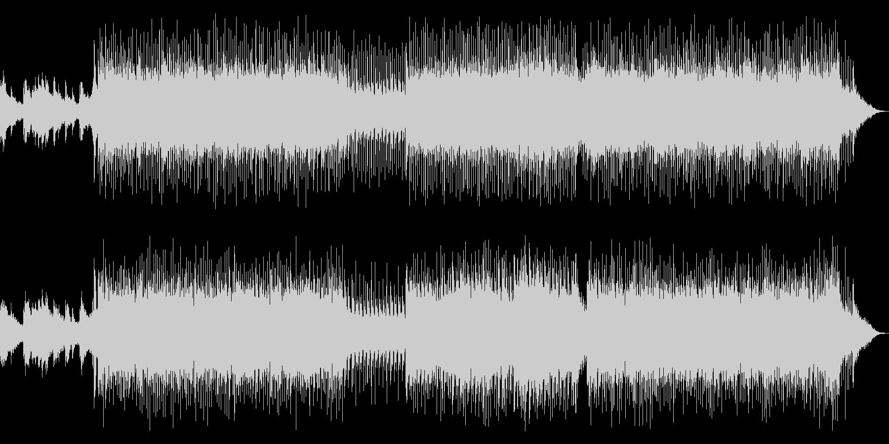 モダン和風EDM/ReMIX/中尺の未再生の波形