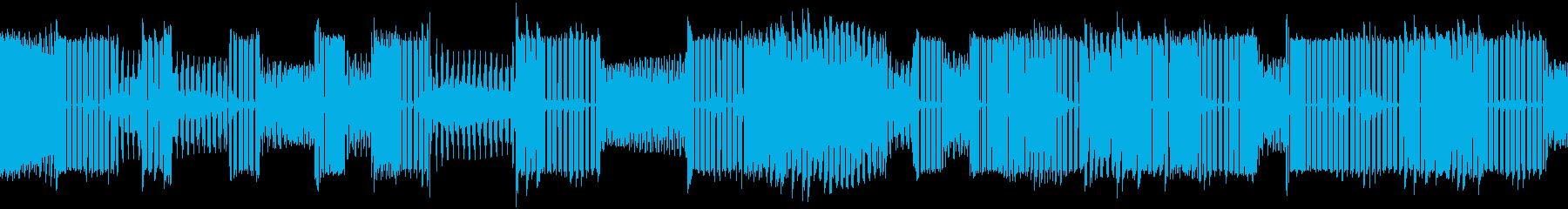 ランダム合成0607 ZGの再生済みの波形