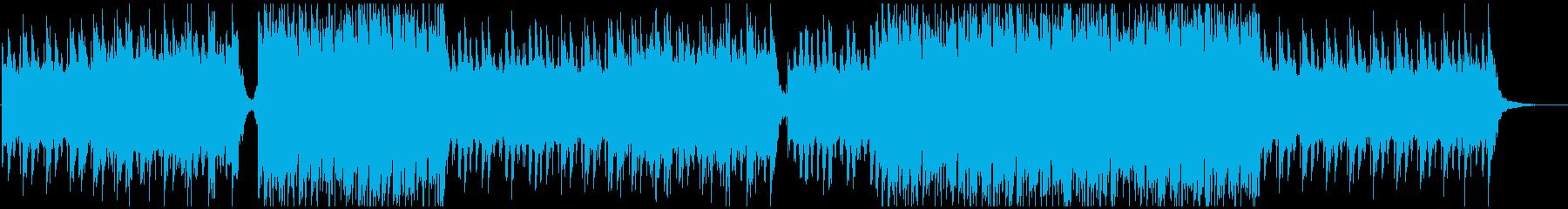 オーケストラ-花火-壮大-空撮-PV-空の再生済みの波形