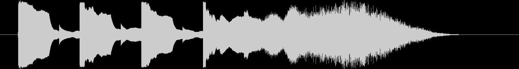 スタートシグナル1の未再生の波形