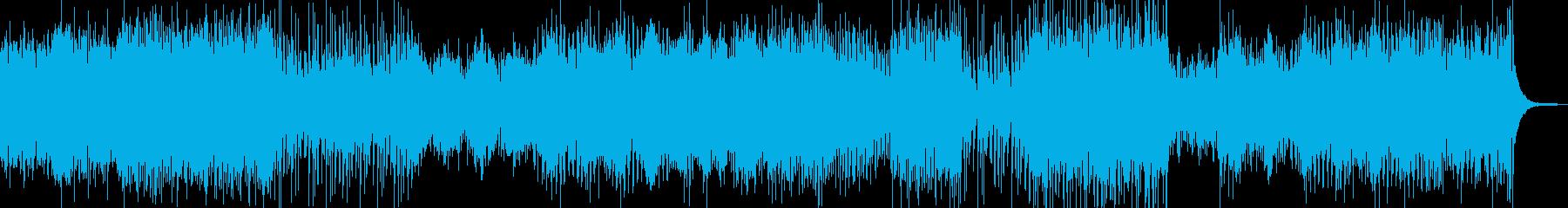 RPG・砂漠イメージのフィールBGM ★の再生済みの波形