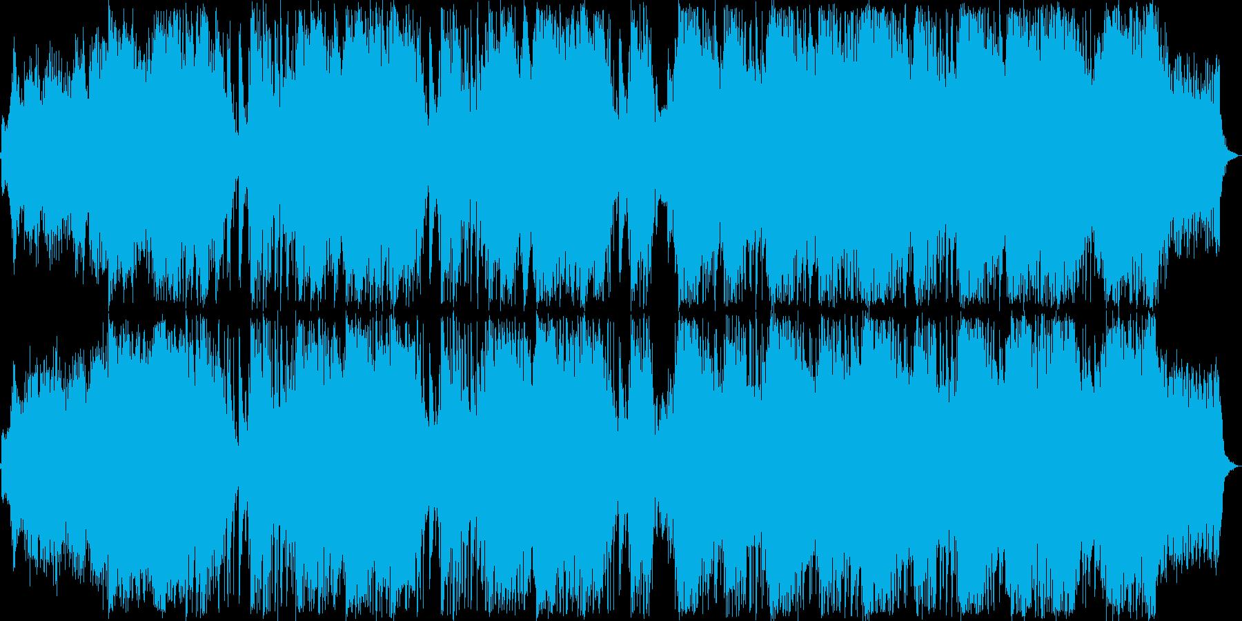 クラシカルで重厚な、CMを想定した曲ですの再生済みの波形