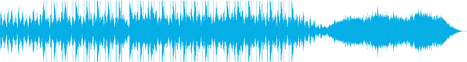 重厚なストリングスが特徴なバラードの再生済みの波形