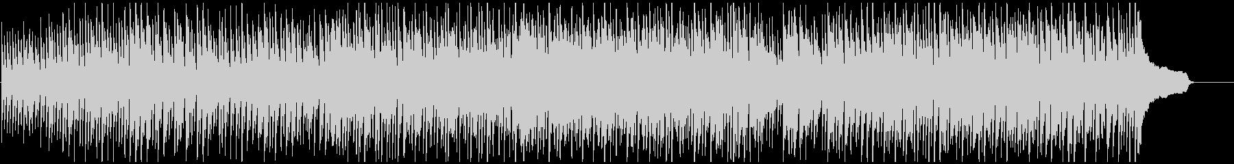 カートゥーン系コメディのリコーダー劇伴の未再生の波形