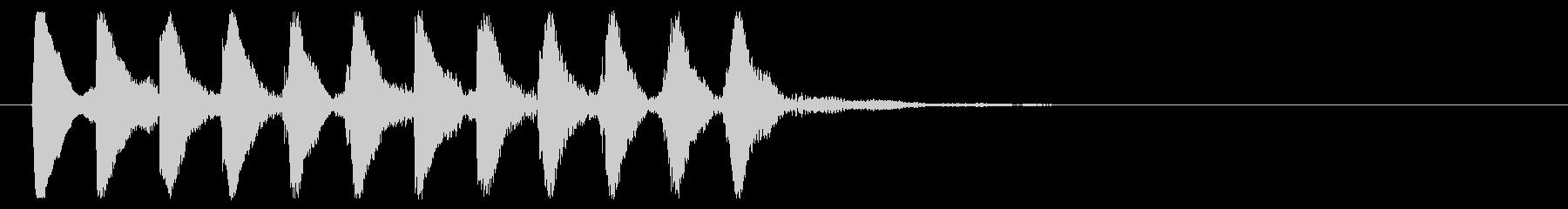 8ビット風システム音-16-5_revの未再生の波形