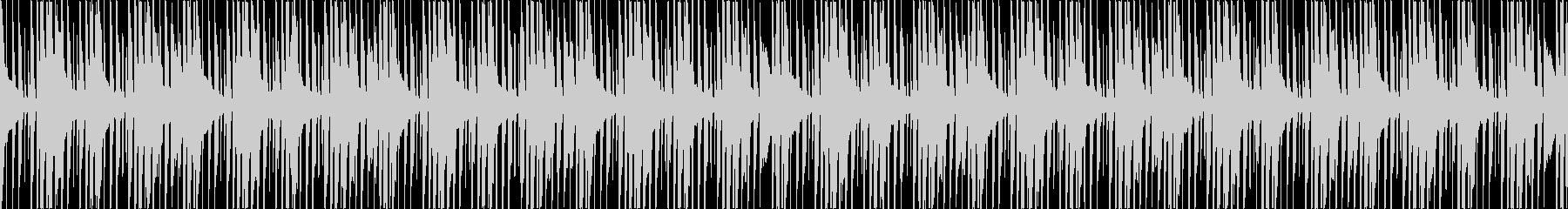 おしゃれ・日常・優しい・チルアウト・透明の未再生の波形