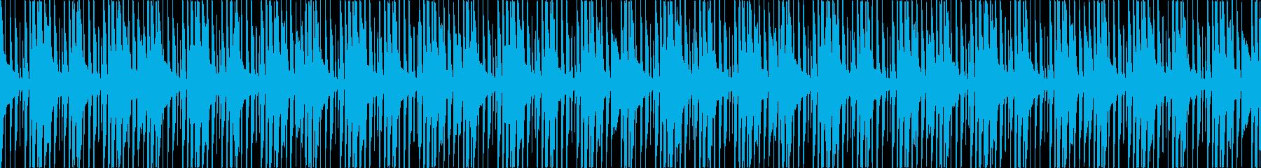 おしゃれ・日常・優しい・チルアウト・透明の再生済みの波形