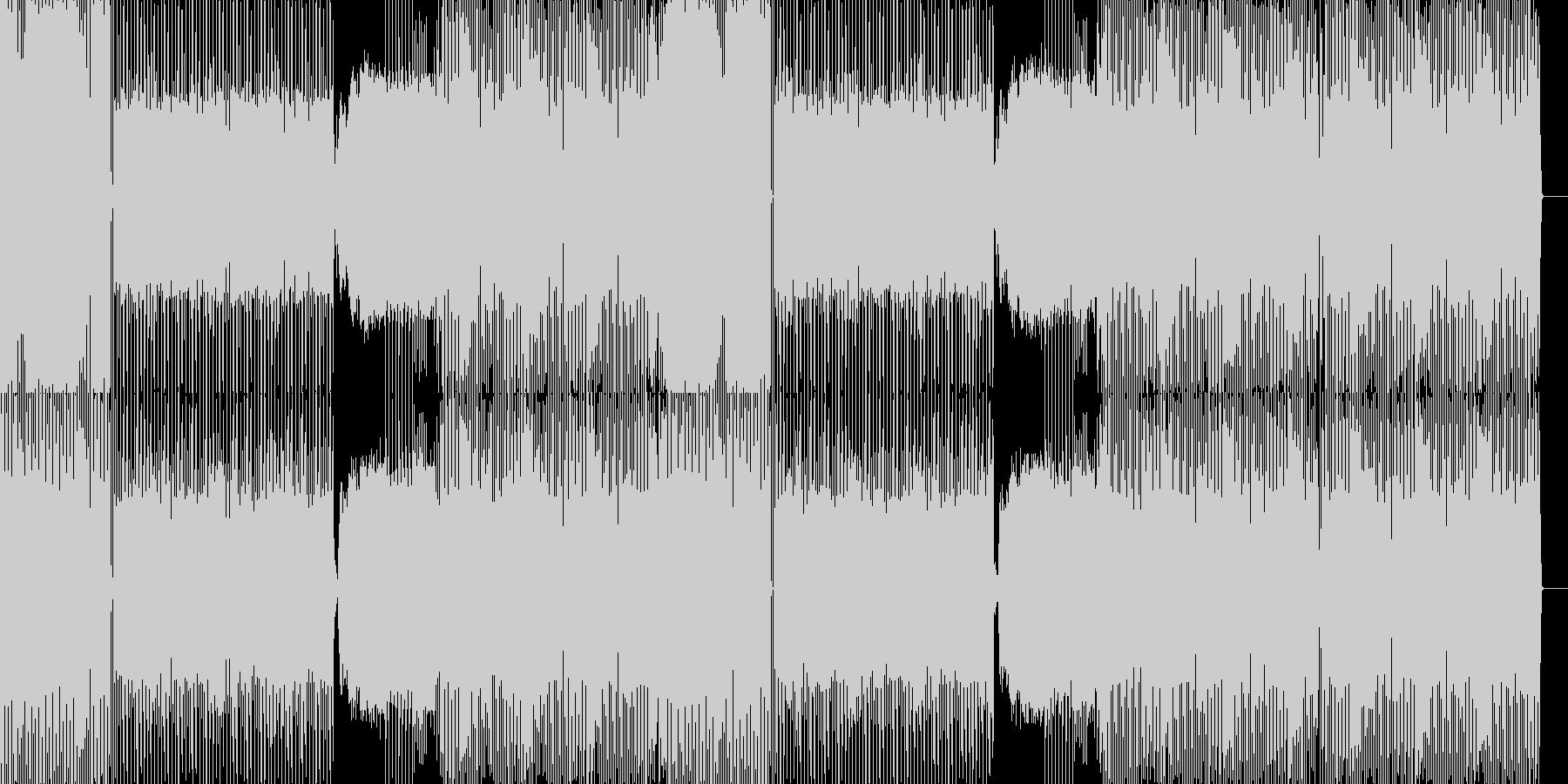 stargemewalk会心のedm。…の未再生の波形