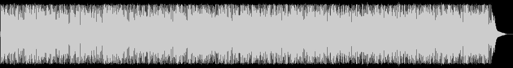 G線上のアリア(acoustic)の未再生の波形
