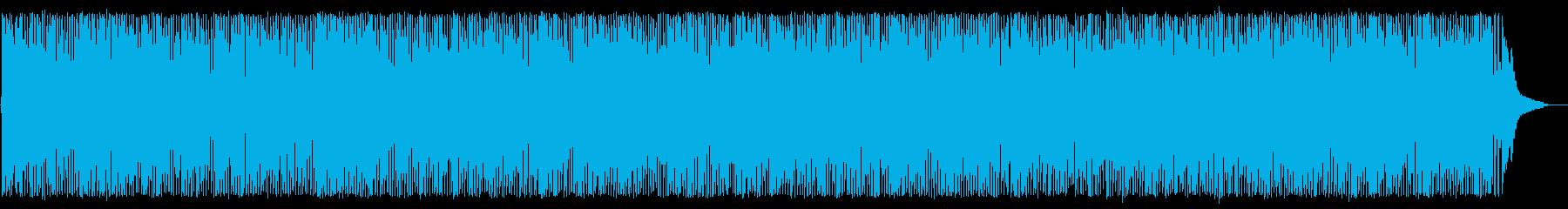G線上のアリア(acoustic)の再生済みの波形