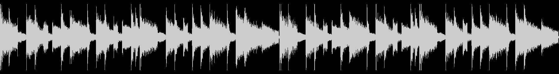 Instrumental loop with an impressive piano loop's unreproduced waveform