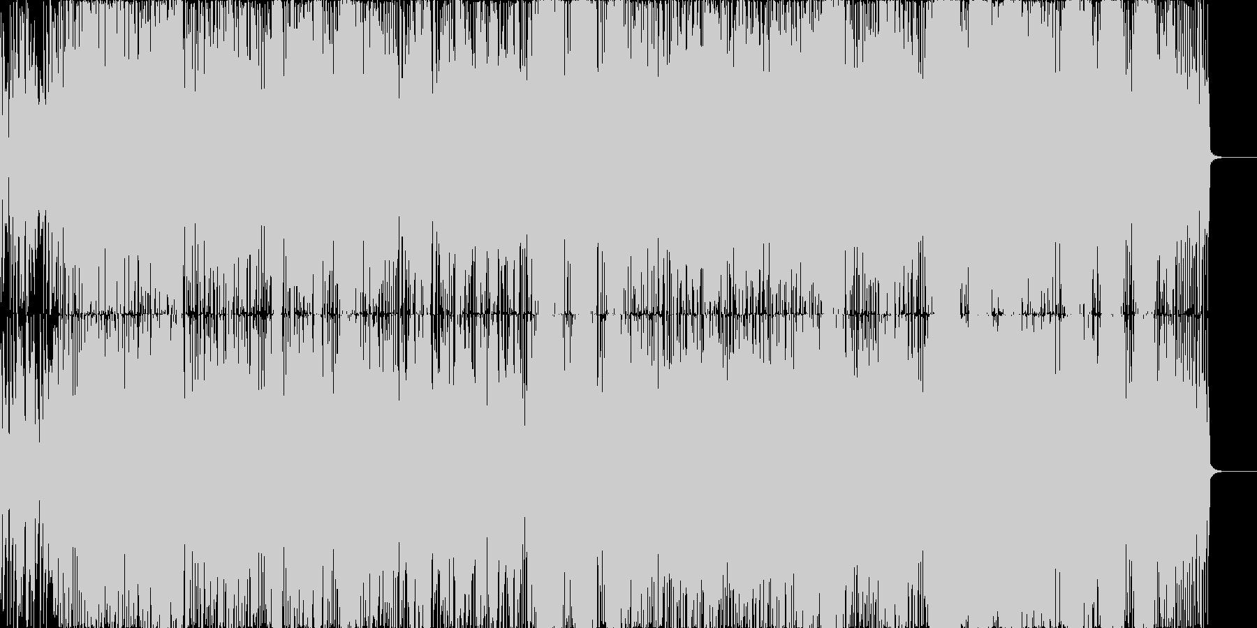 カッチーニ作と言われているアベマリアですの未再生の波形