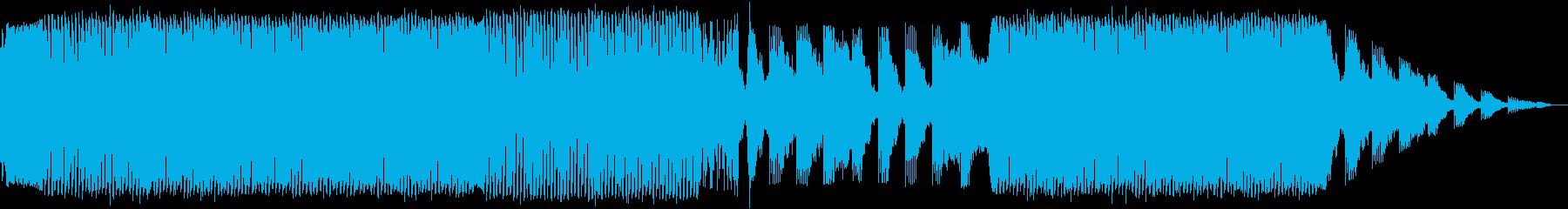 トランス。ミシェル・ジャール、ロバ...の再生済みの波形