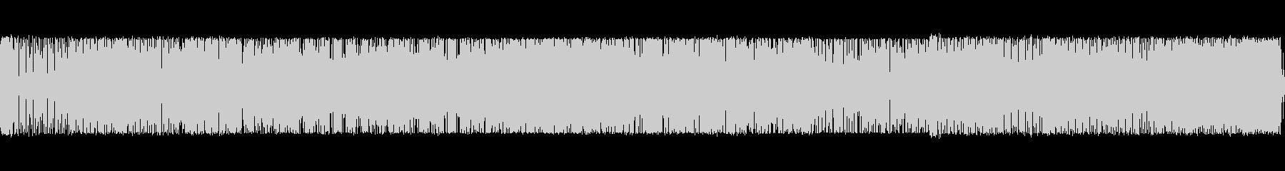 8bitピコピコ(エンディング付き)の未再生の波形