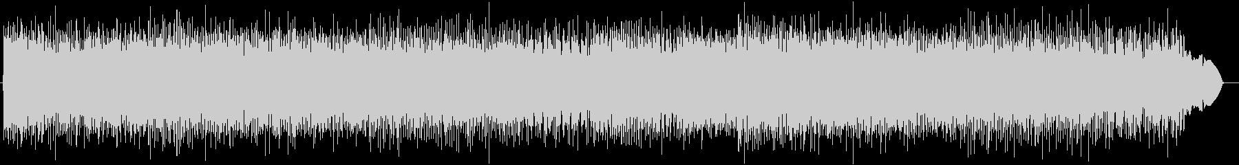 HARDROCK、激しい、BGM282の未再生の波形