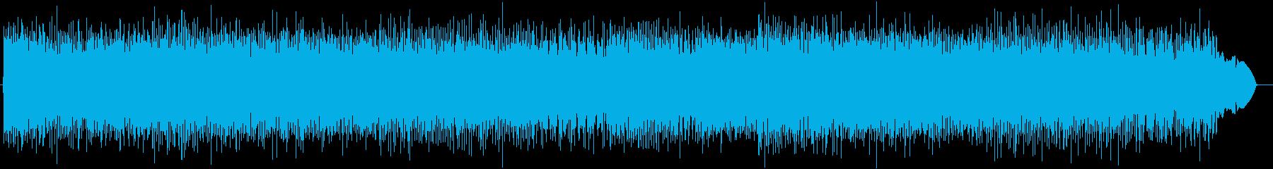 HARDROCK、激しい、BGM282の再生済みの波形