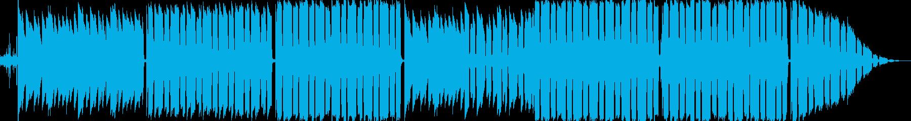 花火のLo-Fi Hiphopの再生済みの波形
