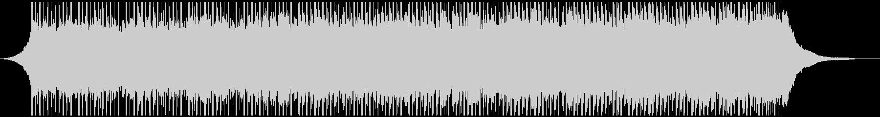コーポレートアップビート(60秒)の未再生の波形