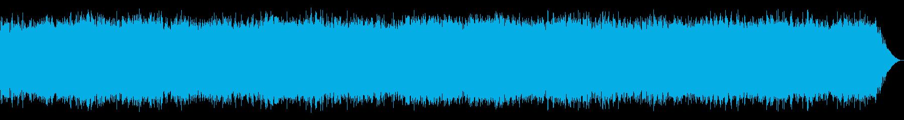 冷蔵庫の中の音01(3分-通常版)の再生済みの波形