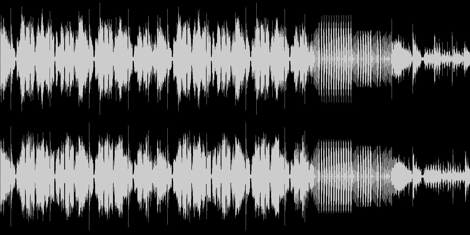 【ファンタジー/幻想的/エレクトロニカ】の未再生の波形