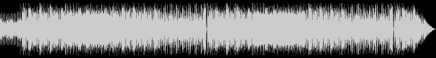 リフが特徴的な変拍子メタルの未再生の波形