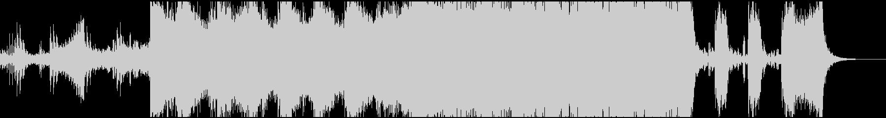 映像制作 山 星 タイムラプスの未再生の波形