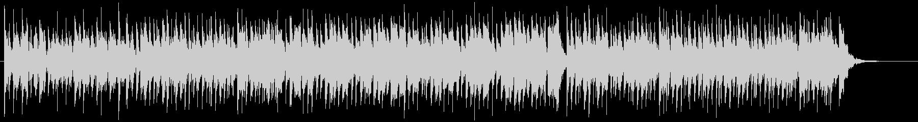 CM用13/フル、陽気なキッズ向けの未再生の波形