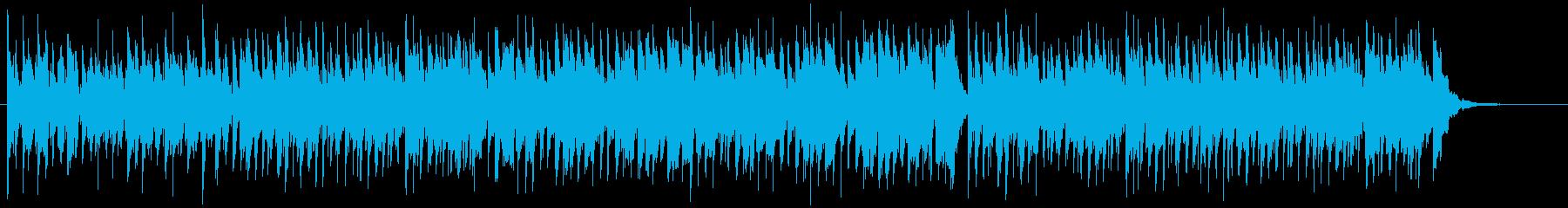 CM用13/フル、陽気なキッズ向けの再生済みの波形