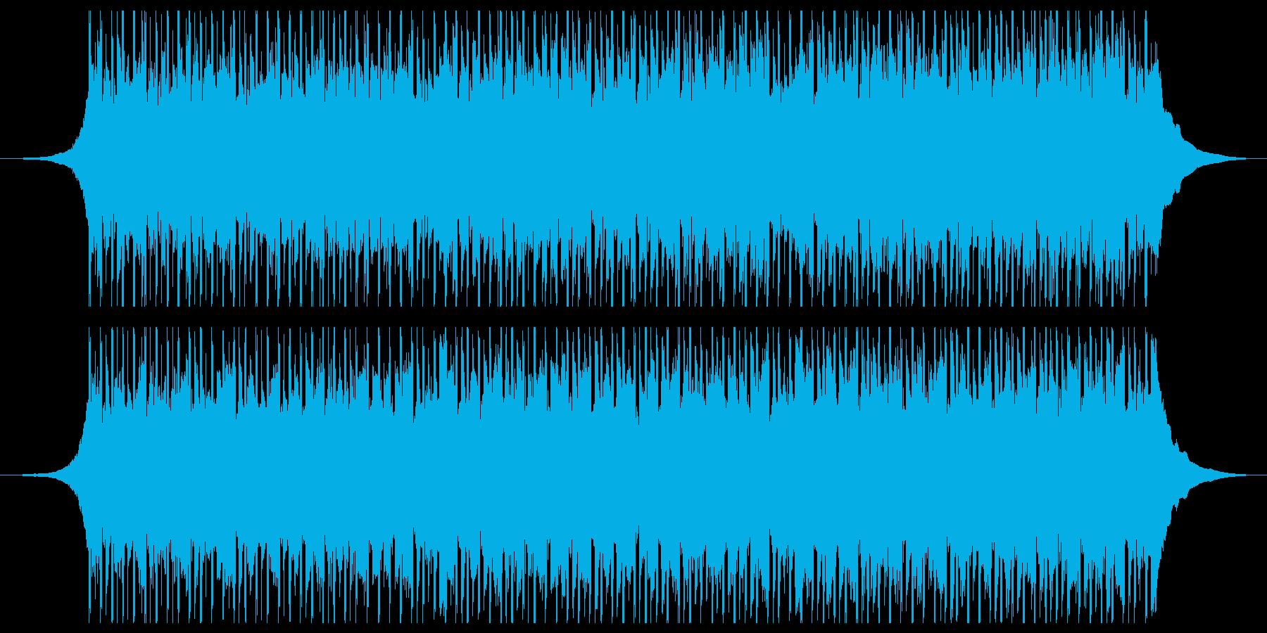 組み立てる(中)の再生済みの波形