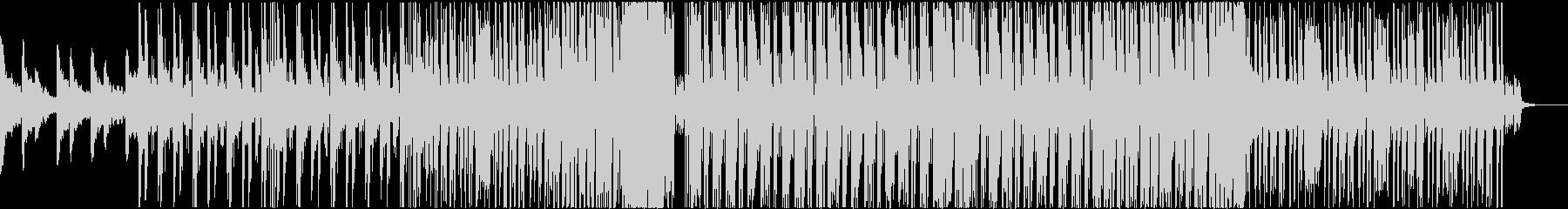 Kawaii系Future Bass 2の未再生の波形