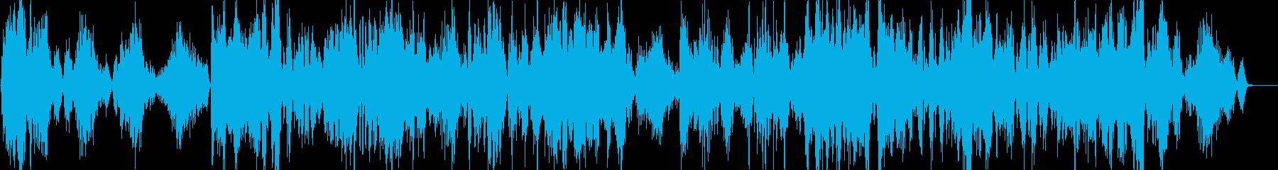 クラシック 感情的 楽しげ クール...の再生済みの波形