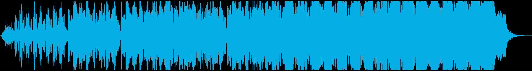 現代的 交響曲 ドラマチック 不思...の再生済みの波形