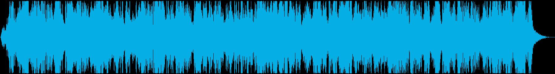 イメージ 地下鉄ハイ02の再生済みの波形