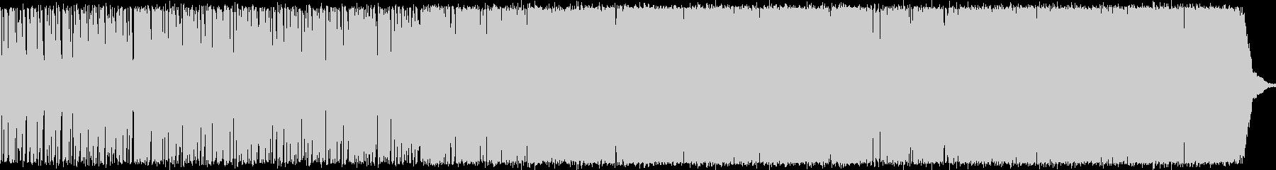 ヘヴィロック サスペンス 技術的な...の未再生の波形