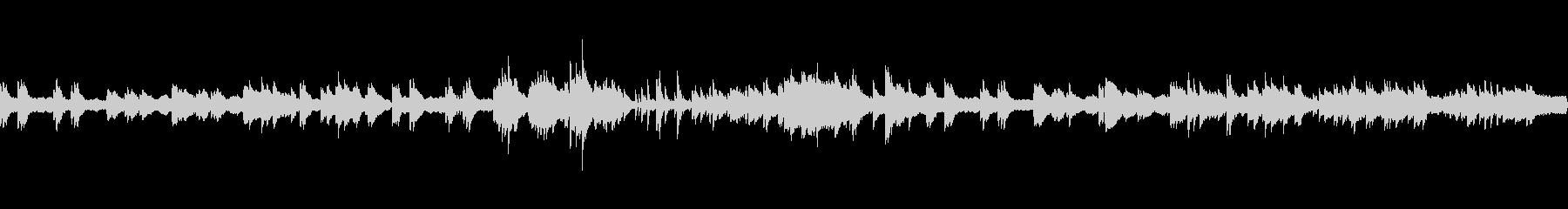 ピアノインスト【ループ使用可】の未再生の波形