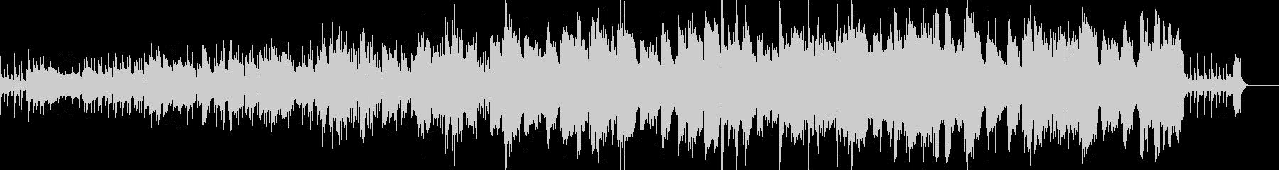 ファンタジーRPGの村や集落の音楽の未再生の波形