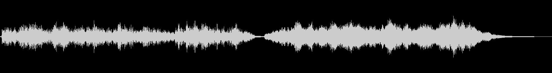 ドリームアトモスフィア-空虚_快感-電子の未再生の波形