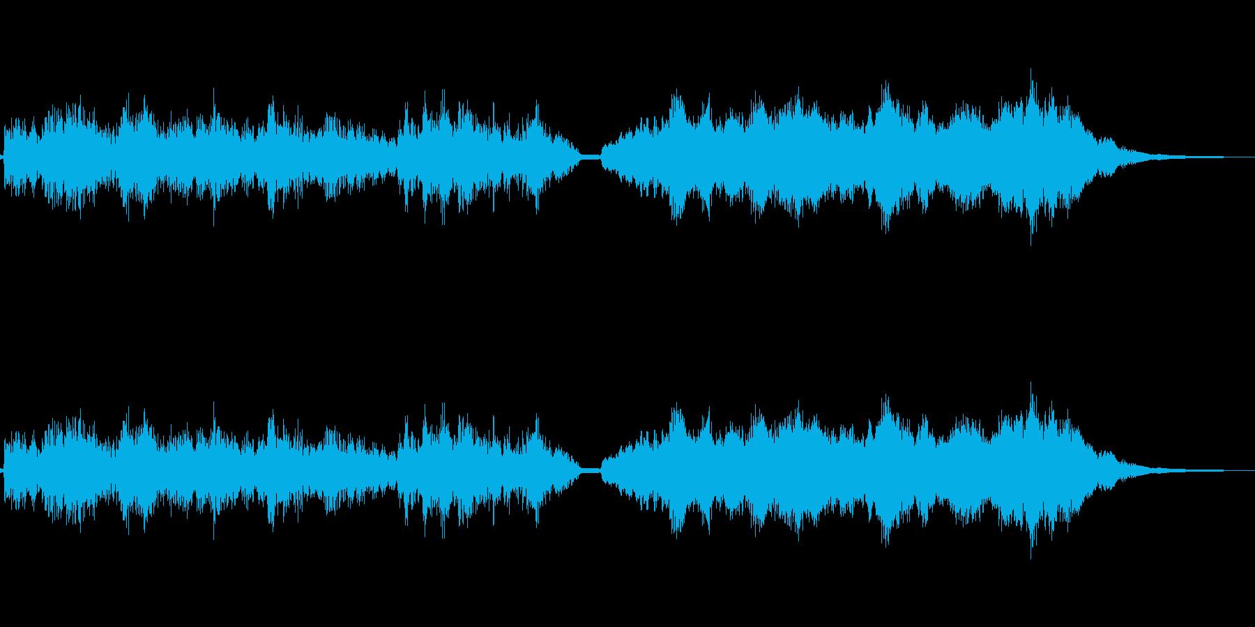 ドリームアトモスフィア-空虚_快感-電子の再生済みの波形