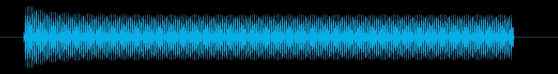 電話8の再生済みの波形
