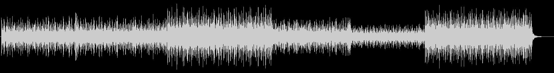 泡の音 水の音 効果音の未再生の波形