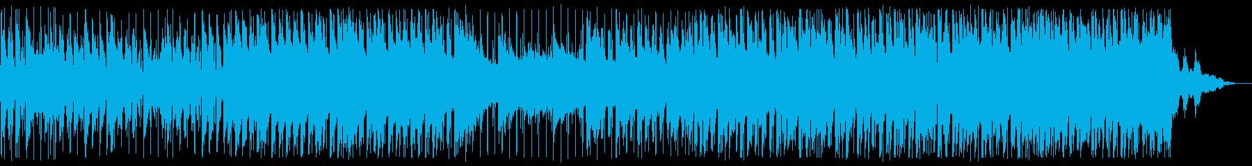 煌びやかなディスコ_No693_2の再生済みの波形