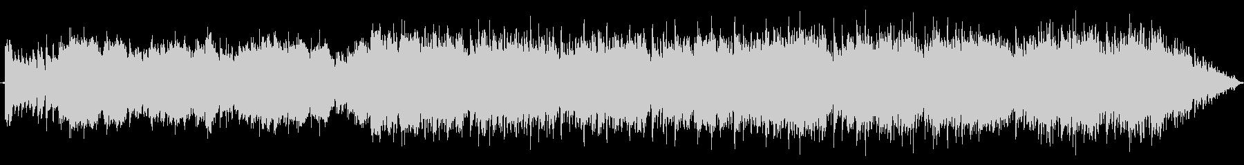 オープニング・かっこいいフラメンコの未再生の波形