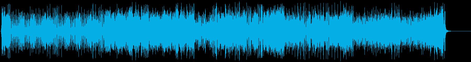 マーチングバンドのテーマ。ノスタル...の再生済みの波形