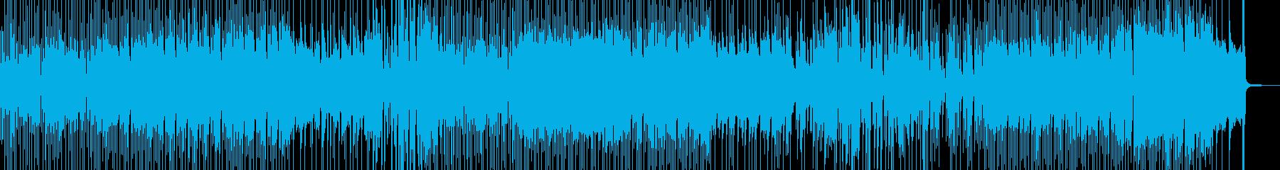 三味線・行楽・まったりジャズポップ 長尺の再生済みの波形